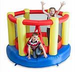 Детские батуты – это идеальное решение для летних игр на свежем воздухе!