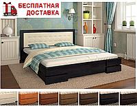 Кровать деревянная Регина