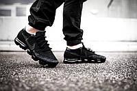 "Кроссовки Nike Air VaporMax Flyknit ""Black"""