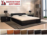 Кровать деревянная Дали