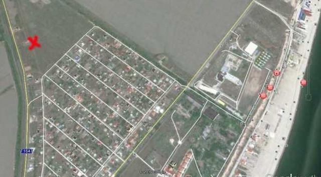 Участок 500 метров к морю соток в Санжейке Одесская область, Овидиопольский район, село Санжейка.