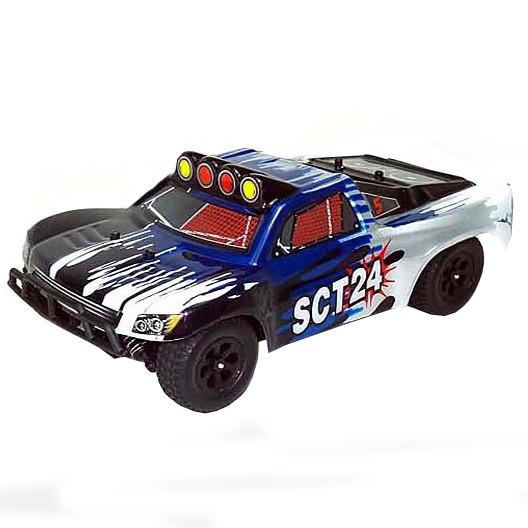 Автомобиль HSP Racing ТT24 Short Course 1:24 RTR HSP94247 Blue