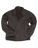 Курточка лёгкая  MilTec SoftShell Black 10862002