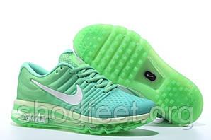 Кроссовки женские Nike Air Max 2017 Apple Green