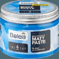 "Balea Styling Matt-Paste Beach-Style - Паста для укладки волос с матирующим эффектом ""Beach-Style"" 150 мл"