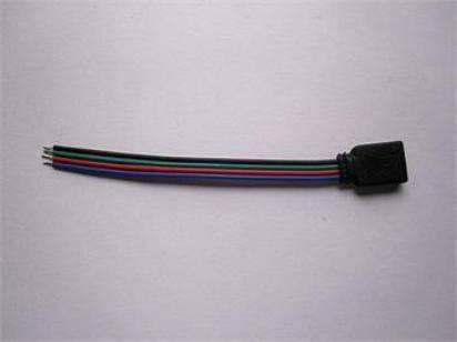 Коннектор RGB 4 pin Код.55954, фото 2