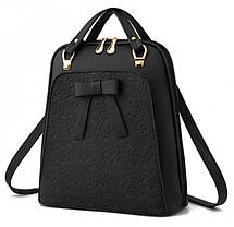 Шикарний місткий рюкзак, сумка, фото 2