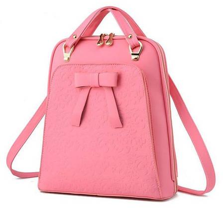 Шикарный вместительный рюкзак сумка , фото 2