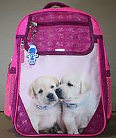 """Школьный рюкзак """"BAGLAND"""" для девочки 1-4 класс."""