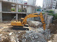 Демонтаж бетона в Одессе