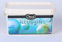 Illusion Aluminium - декоративное покрытие перламутр 1кг, фото 1