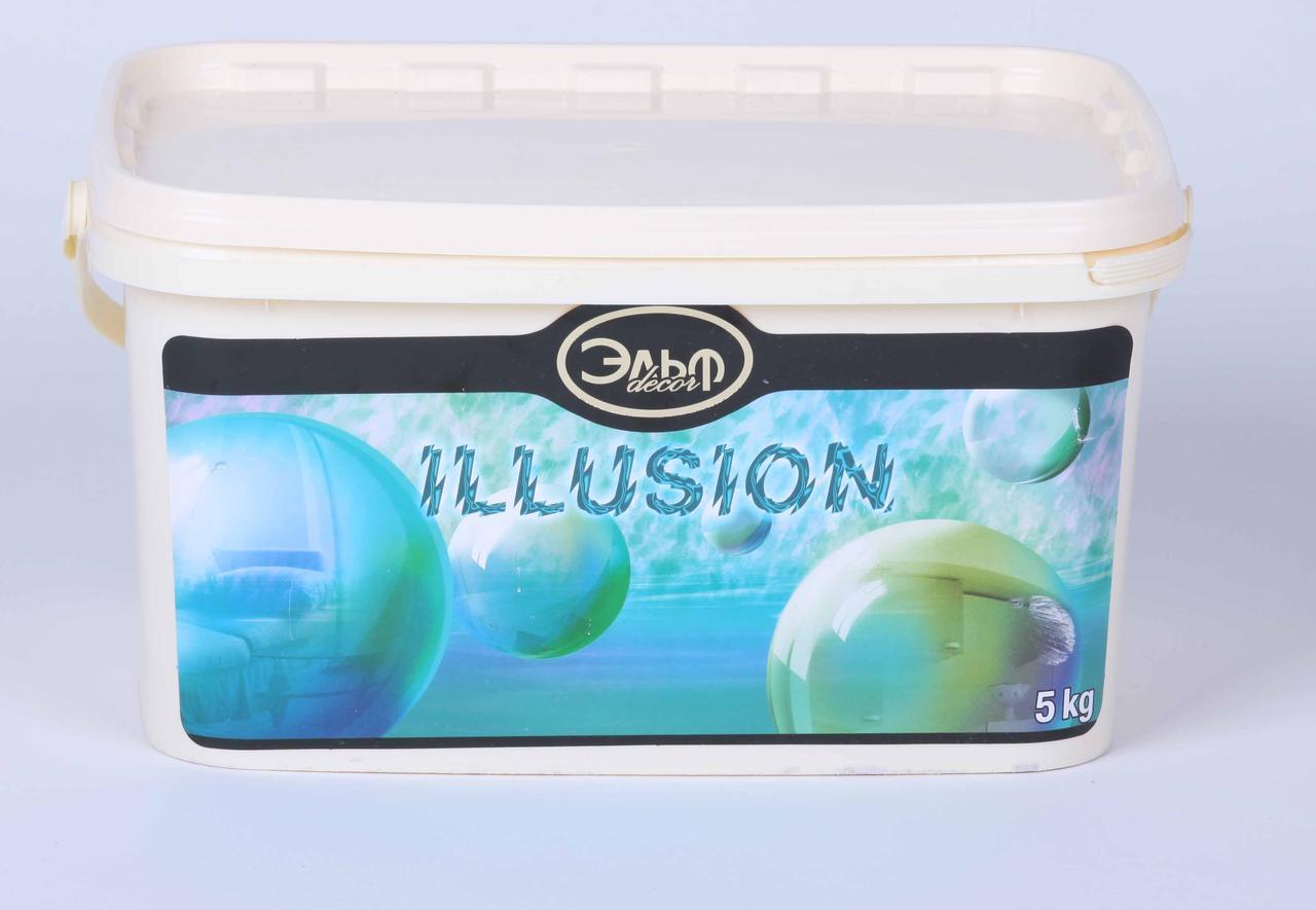 Illusion - декоративное покрытие перламутр 5кг, фото 1