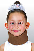 Бандаж для шиї дитячий, м'який (шина Шанца) ОРТЕЗ-2Д