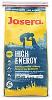 Сухой корм Josera High Energy - для взрослых собак с повышенной активностью (15 кг)