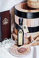 Льняное масло на деревянном прессе 250 мл