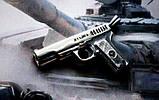 Кулон серебряный Пистолет ТТ ПС-59 Б, фото 6