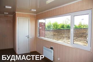 Каркасный дачный домик, фото 3