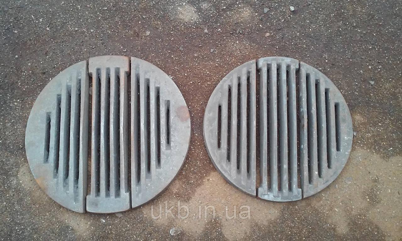 Колосник чугунный диаметр 500 мм (29кг) / Колосник чавунний діаметр 500 мм (29кг)