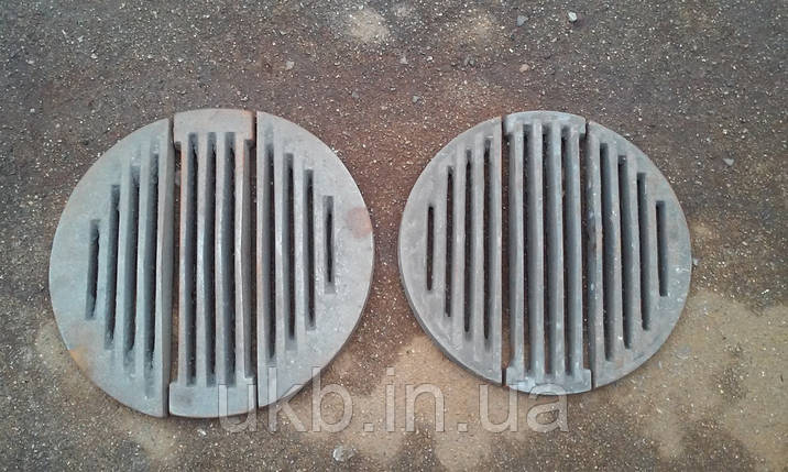 Колосник чугунный диаметр 500 мм (29кг) / Колосник чавунний діаметр 500 мм (29кг), фото 2