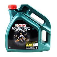 Моторное масло  Castrol Magnatec 5W-30 A5 4L