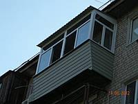 Застеклить Балкон Днепропетровск