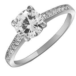 Кольца для помолвки (солитеры)