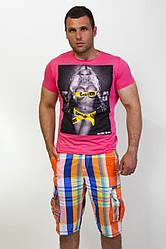 Чоловічі яскраві літні шорти