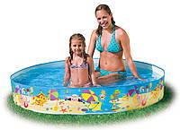 Бассейн надувной детский Intex 56451