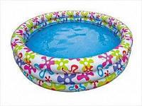 """Детский надувной бассейн Intex, 56440 """"Мозайка"""""""