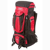 Рюкзак туристический на 70 литров с накидкой DEUTER FLIEGEN 70 (красный)