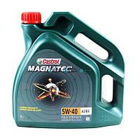 Моторное масло  Castrol Magnatec 5W-40 A3-B4 4L