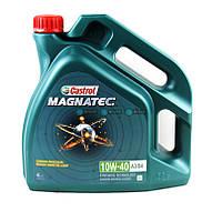 Моторное масло  Castrol Magnatec 10W-40 A3-B4 4L