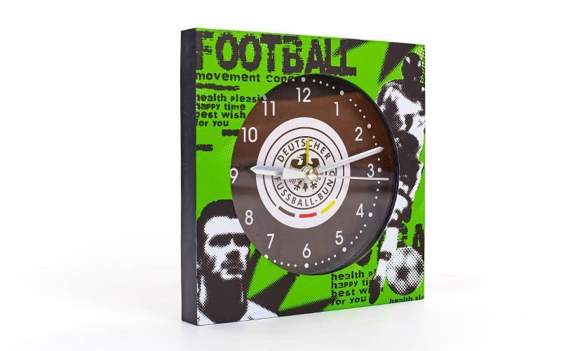 Часы настенные Клубные DEUTSCHER FB-1963-DFB. Суперцена!