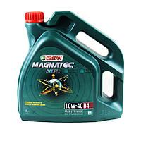 Моторное масло  Castrol Magnatec Diesel 10W-40 4L