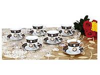 Сервиз чайный 18 предметов Zillinger ZL 741 B