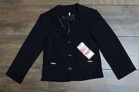 Пиджак для девочек ( накладной карман ) 122- рост