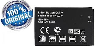 Аккумулятор батарея BL42FN для LG Optimus Me P350 оригинал