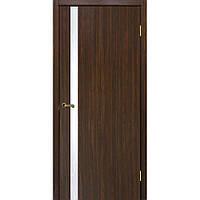 """Двери межкомнатные натуральный шпон """"Рубин ПО (палисандр FL Lux) ТМ Омис (Украина)"""