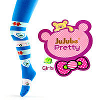 Колготки для девочек Jujube R516-10 116-128.