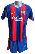 Форма ФК Барселона домашняя 2017