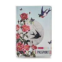 """Обложка для паспорта """"Птички"""""""