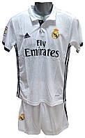 Форма ФК Реал Мадрид домашняя 2017