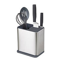 Органайзер для кухонных приборов Joseph Joseph серый 85114