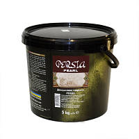 Persia White - декоративное покрытие бархат с кварцем 5кг, фото 1