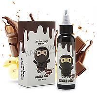 Жидкость для электронных сигарет Ninja man 60мл.