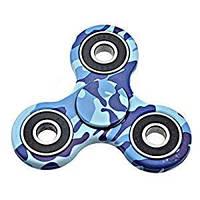 Игрушка - синий камуфляж Finger Spinner (Хенд Спиннер) Антисресс