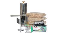 Дымогенератор «Копти Сам»Предприниматель для коптильни холодного и горячего копчения. Насадка на 2,8 литра