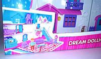 """""""Кукольный дом мечты"""" игровой набор для девочки"""