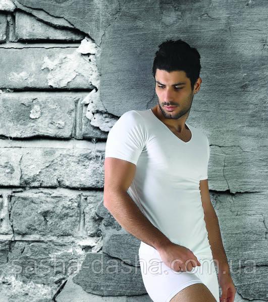 Мужские белые футболки. Отличное качество.