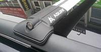 Багажник на крышу Aguri Prestige Silver (алюминиевый невыступающий)